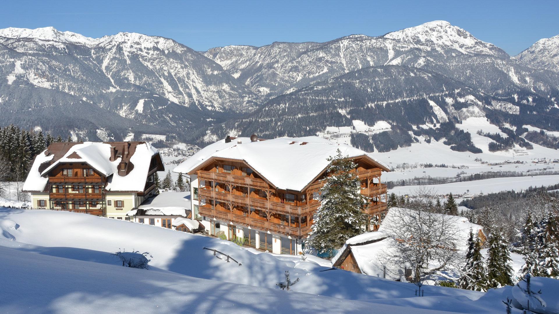 Wellnesshotel h flehner 4 superior hotel schladming for Stylische wellnesshotels